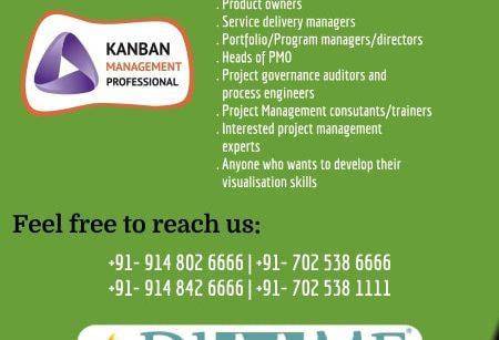 Kanban System Design Certification in Mumbai