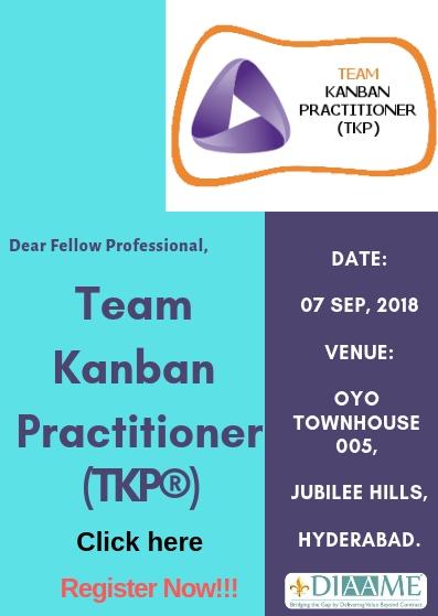 Team Kanban Practitoner(TKP)
